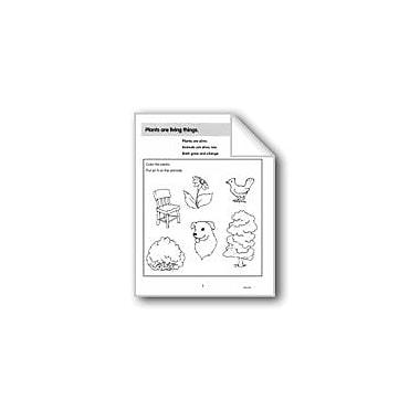 Evan-Moor Educational Publishers Plants Are Living Things Computers Workbook, Preschool - Grade 1 [eBook]