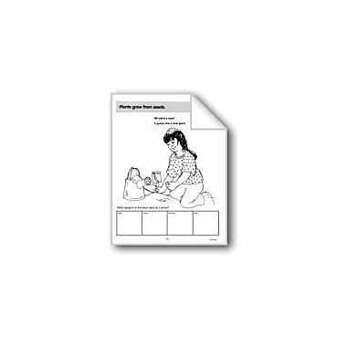 Evan-Moor Educational Publishers Plants Grow From Seeds Computers Workbook, Preschool - Grade 1 [eBook]
