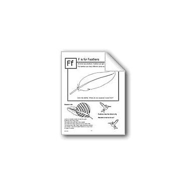 Evan-Moor Educational Publishers In the Sky: F to K Computers Workbook, Preschool - Grade 1 [eBook]