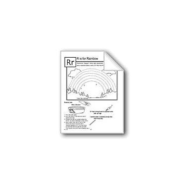 Evan-Moor Educational Publishers In the Sky: R to W Computers Workbook, Preschool - Grade 1 [eBook]