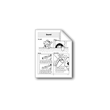 Evan-Moor Educational Publishers Sound Experiments for Home Computers Workbook, Preschool - Grade 1 [eBook]