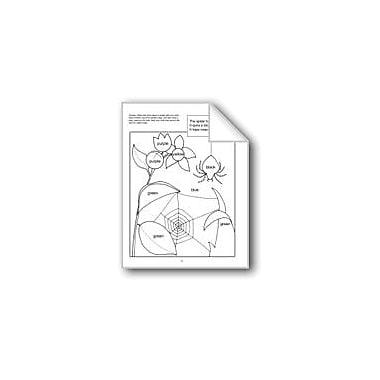 Evan-Moor Educational Publishers Backyard Scientist: Spider, Snail, Treefrog, Earthworm Workbook, Preschool - Grade 1 [eBook]