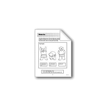 Evan-Moor Educational Publishers Fitness Fun Computers Workbook, Preschool - Grade 1 [eBook]