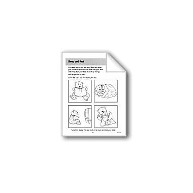 Evan-Moor Educational Publishers Sleep and Rest Computers Workbook, Preschool - Grade 1 [eBook]