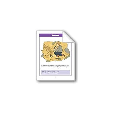 Evan-Moor Educational Publishers Dinosaurs Computers Workbook, Grade 2 - Grade 3 [eBook]