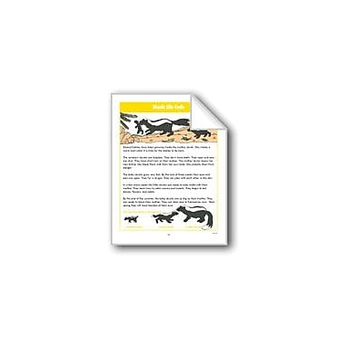 Evan-Moor Educational Publishers Skunk Life Cycle Computers Workbook, Grade 2 - Grade 4 [eBook]