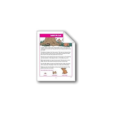 Evan-Moor Educational Publishers Rabbit Life Cycle Computers Workbook, Grade 2 - Grade 4 [eBook]