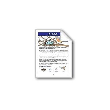 Evan-Moor Educational Publishers Bird Life Cycle Computers Workbook, Grade 2 - Grade 4 [eBook]