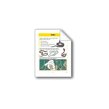 Evan-Moor Educational Publishers Snakes Computers Workbook, Grade 2 - Grade 4 [eBook]