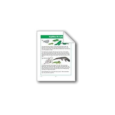 Evan-Moor Educational Publishers Amphibian Life Cycles Computers Workbook, Grade 2 - Grade 4 [eBook]