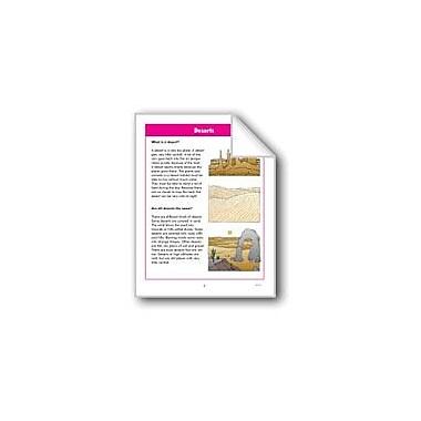 Evan-Moor Educational Publishers Habitats: Deserts Computers Workbook, Grade 2 - Grade 3 [eBook]