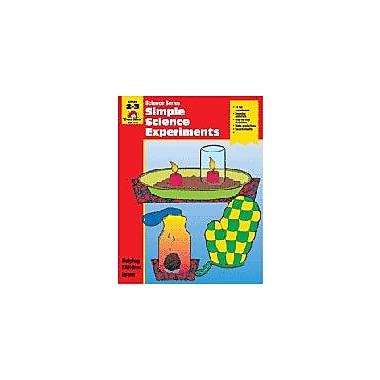 Evan-Moor Educational Publishers Simple Science Experiments Science Workbook, Grade 2 - Grade 3 [Enhanced eBook]