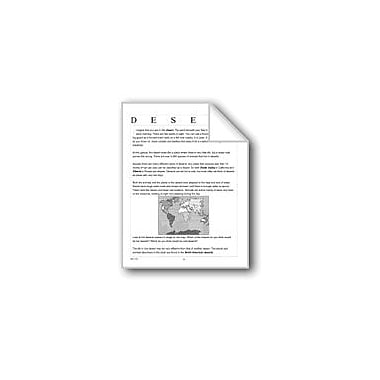 Evan-Moor Educational Publishers Deserts Computers Workbook, Grade 4 - Grade 6 [eBook]