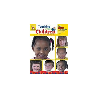 Evan-Moor Educational Publishers Teaching Young Children Teacher Planning Workbook, Preschool - Grade 1 [Enhanced eBook]