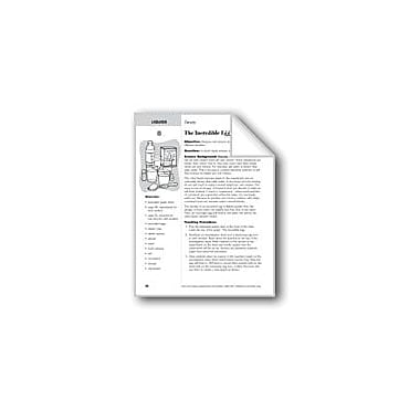 Evan-Moor Educational Publishers The Incredible Egg Science Workbook, Grade 2 - Grade 4 [eBook]