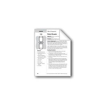Evan-Moor Educational Publishers Water Wonder Science Workbook, Grade 2 - Grade 4 [eBook]