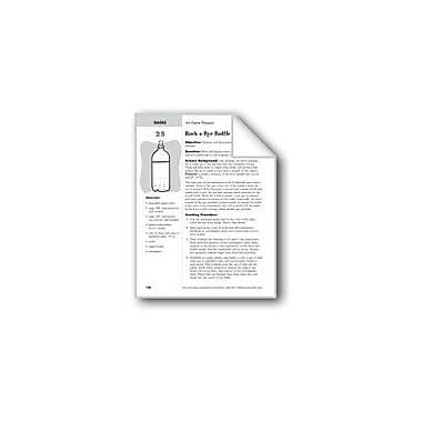 Evan-Moor Educational Publishers Rock-A-Bye Bottle Science Workbook, Grade 2 - Grade 4 [eBook]