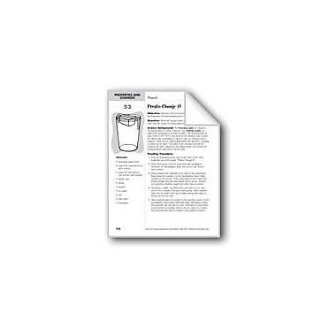 Evan-Moor Educational Publishers Presto Change-O Science Workbook, Grade 2 - Grade 4 [eBook]