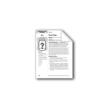 Evan-Moor Educational Publishers Water Magic Science Workbook, Grade 2 - Grade 4 [eBook]
