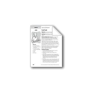Evan-Moor Educational Publishers Fast Cash Science Workbook, Grade 2 - Grade 4 [eBook]