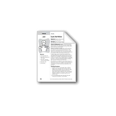 Evan-Moor Educational Publishers Look Out Below Science Workbook, Grade 2 - Grade 4 [eBook]