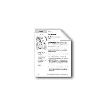 Evan-Moor Educational Publishers to the Point Science Workbook, Grade 2 - Grade 4 [eBook]