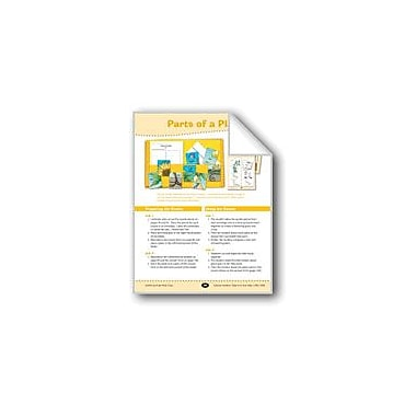 Evan-Moor Educational Publishers Parts of A Plant Science Workbook, Grade 1 - Grade 2 [eBook]