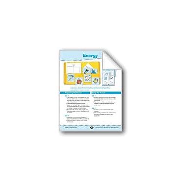 Evan-Moor Educational Publishers Energy Science Workbook, Grade 1 - Grade 2 [eBook]
