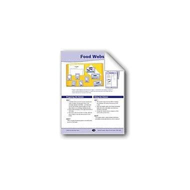 Evan-Moor Educational Publishers Food Webs Science Workbook, Grade 3 - Grade 4 [eBook]