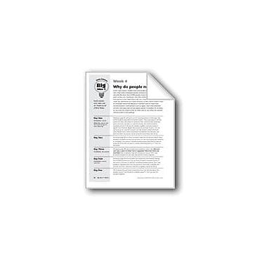 Evan-Moor Educational Publishers Why Do People Recycle? Science Workbook, Grade 2 [eBook]