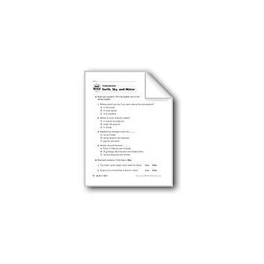 Evan-Moor Educational Publishers Rocks, Water, Air: Unit Review/Hands-On Activity Science Workbook, Grade 2 [eBook]