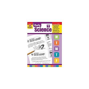 Evan-Moor Educational Publishers Daily Science: Grade 2 Science Workbook, Grade 2 [Enhanced eBook]