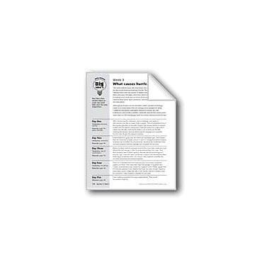 Evan-Moor Educational Publishers What Causes Hurricanes? Science Workbook, Grade 5 [eBook]