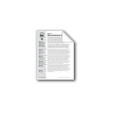 Evan-Moor Educational Publishers Why Do Batteries Die? Science Workbook, Grade 5 [eBook]