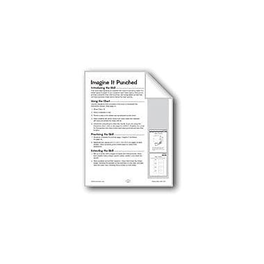 Evan-Moor Educational Publishers Imagine It Punched Problem Solving Workbook, Grade 1 - Grade 2 [eBook]