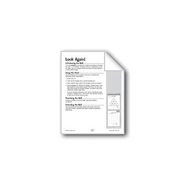 Evan-Moor Educational Publishers Look Again! Problem Solving Workbook, Grade 1 - Grade 2 [eBook]