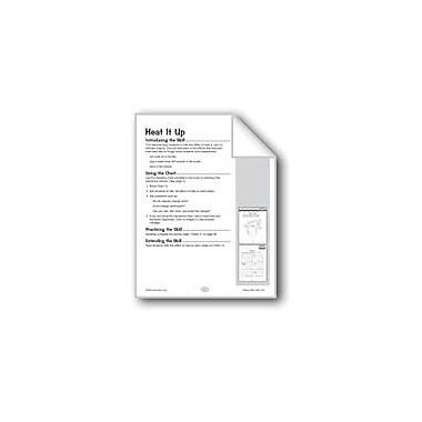 Evan-Moor Educational Publishers Heat It Up Problem Solving Workbook, Grade 1 - Grade 2 [eBook]