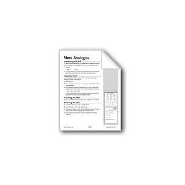 Evan-Moor Educational Publishers More Analogies Problem Solving Workbook, Grade 3 - Grade 4 [eBook]