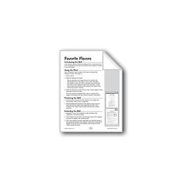 Evan-Moor Educational Publishers Favorite Flavors Problem Solving Workbook, Grade 3 - Grade 4 [eBook]