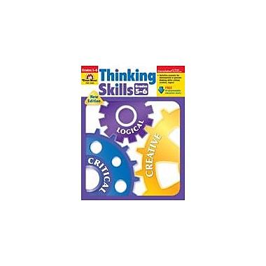 Evan-Moor Educational Publishers Thinking Skills, Grades 5-6 Problem Solving Workbook, Grade 5 - Grade 6 [Enhanced eBook]