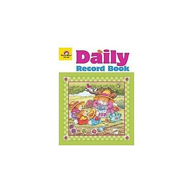 Evan-Moor Educational Publishers Daily Record Book, Garden Theme Workbook, Kindergarten - Grade 8 [Enhanced eBook]