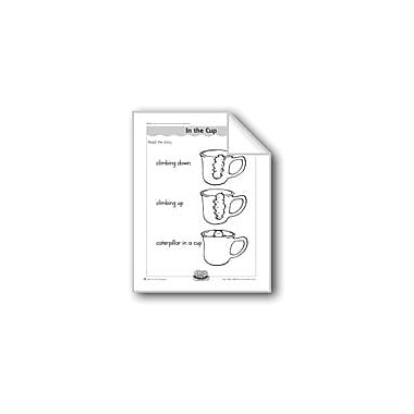 Evan-Moor Educational Publishers In the Cup (Letter/Sound Association For 'C') Workbook, Kindergarten - Grade 1 [eBook]