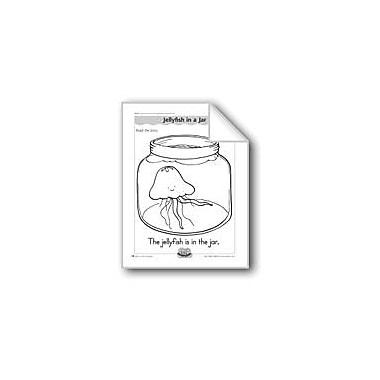 Evan-Moor Educational Publishers Jellyfish In A Jar (Letter/Sound Association For 'J') Workbook, Kindergarten - Grade 1 [eBook]