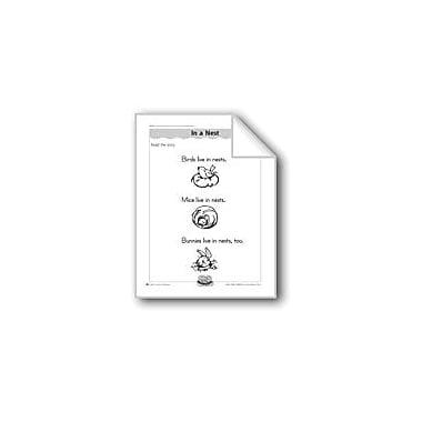 Evan-Moor Educational Publishers In A Nest (Letter/Sound Association For 'N') Computers Workbook, Kindergarten - Grade 1 [eBook]