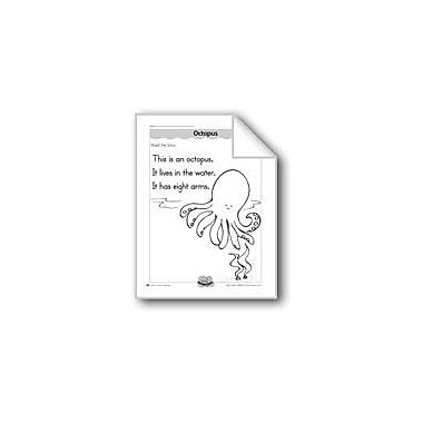 Evan-Moor Educational Publishers Octopus (Letter/Sound Association For 'O') Computers Workbook, Kindergarten - Grade 1 [eBook]