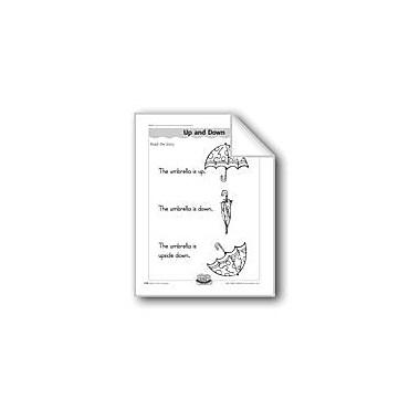 Evan-Moor Educational Publishers Up and Down (Letter/Sound Association for 'U') Workbook, Kindergarten - Grade 1 [eBook]