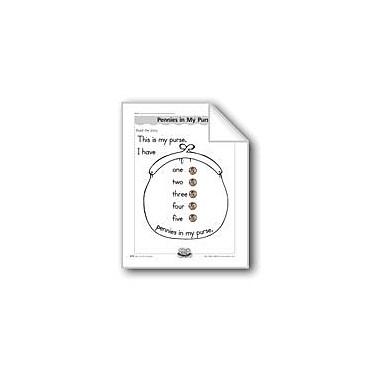 Evan-Moor Educational Publishers Pennies In My Purse (Money) Computers Workbook, Kindergarten - Grade 1 [eBook]