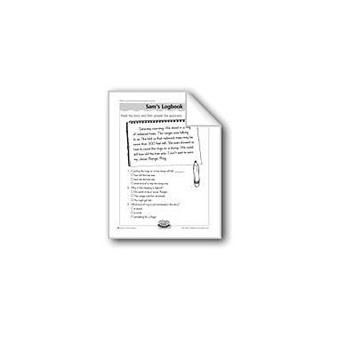 Evan-Moor Educational Publishers Sam's Logbook (Multiple-Meaning Words) Computers Workbook, Grade 2 - Grade 3 [eBook]