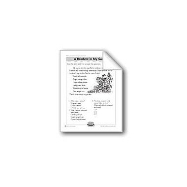 Evan-Moor Educational Publishers A Rainbow In My Garden (Compound Words) Computers Workbook, Grade 2 - Grade 3 [eBook]