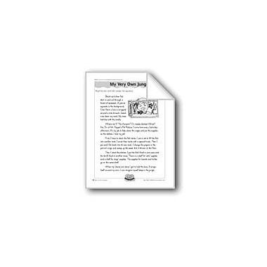 Evan-Moor Educational Publishers My Very Own Jungle (Possessives) Computers Workbook, Grade 3 - Grade 4 [eBook]